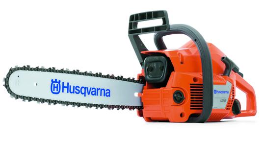 Husqvarna Motorsägen, Rasenmäher und Forstwerkzeuge