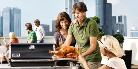 Weber Grill: Upgrade your life