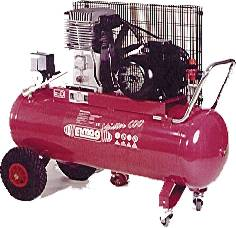 Elmag Kompressormeister 600